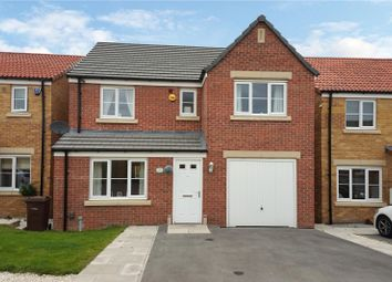 Thumbnail 4 bed detached house for sale in Lumley Gardens, Castleford