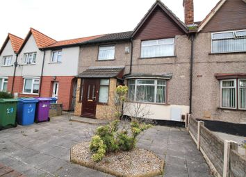 3 bed terraced house for sale in Stanley Park Avenue North, Walton, Liverpool L4