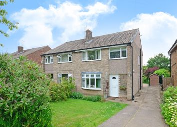 Thumbnail 3 bed semi-detached house to rent in Old Hay Close, Dore, Sheffield