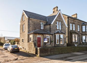 Thumbnail 4 bed detached house for sale in Keighley Road, Cross Hills, Keighley