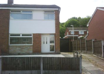 Thumbnail 3 bed semi-detached house for sale in Crossfield Close, Stalybridge