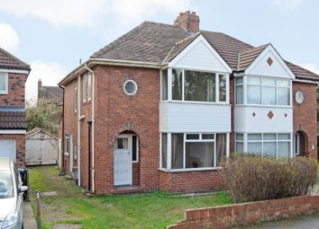 Thumbnail 3 bed semi-detached house for sale in Southolme Drive, York