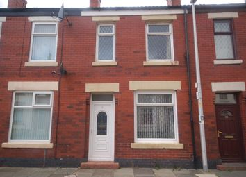 Thumbnail 3 bedroom terraced house for sale in Exeter Street, Blackpool