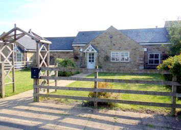 Thumbnail 3 bed barn conversion for sale in Tranwell Woods, Morpeth