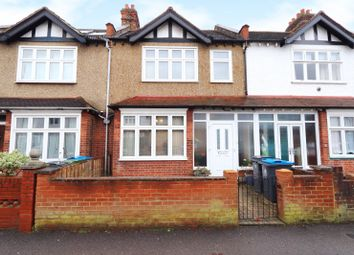 Thumbnail 3 bed terraced house for sale in Chestnut Grove, New Malden
