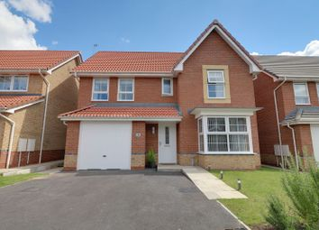 Thumbnail 4 bed detached house for sale in Bishopdale Road, Scunthorpe