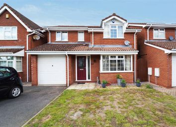 Thumbnail Detached house for sale in Golden Hind Drive, Stourport-On-Severn, Worcestershire