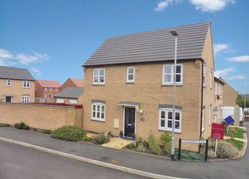 Thumbnail 3 bed end terrace house for sale in Goodwood Road, Barleythorpe, Oakham