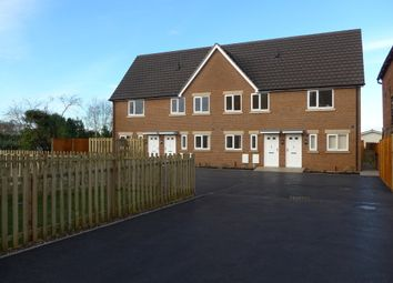 Thumbnail 2 bedroom terraced house to rent in Old Willow Road, Breton Park, Muxton, Telford