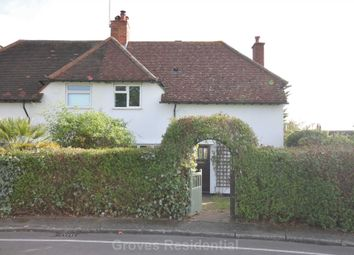 Thumbnail 3 bed semi-detached house for sale in The Green, New Malden