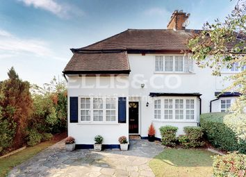 Hill Rise, London NW11. 3 bed semi-detached house