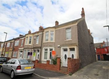 Thumbnail 2 bed flat for sale in Hopper Street West, North Shields