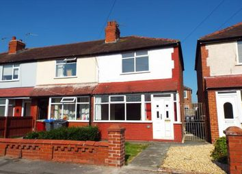 Thumbnail 2 bed end terrace house for sale in Fredora Avenue, Blackpool, Lancashire