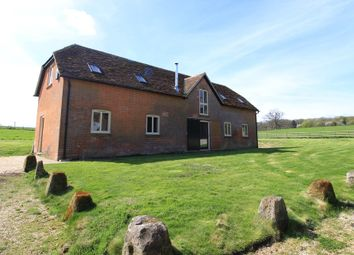 Thumbnail 4 bed detached house to rent in Houghton, Stockbridge