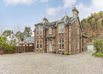 Thumbnail 7 bed detached house for sale in Leny Road, Callander, Stirlingshire