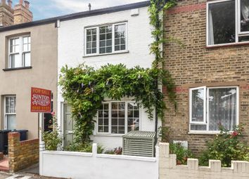 Thumbnail 3 bed terraced house for sale in Cranmer Avenue, London