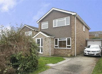 Thumbnail 4 bedroom detached house for sale in Angus Drive, Bletchley, Milton Keynes