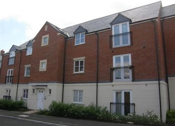 Thumbnail 2 bed flat to rent in Blease Close, Staverton, Trowbridge