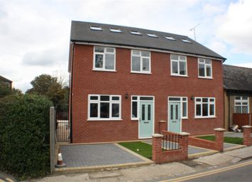 Thumbnail 3 bed semi-detached house for sale in Elmwood Crescent, Kingsbury, London