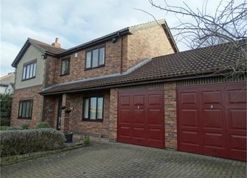 Thumbnail 4 bed detached house for sale in Mainsforth Road, Ferryhill, Durham