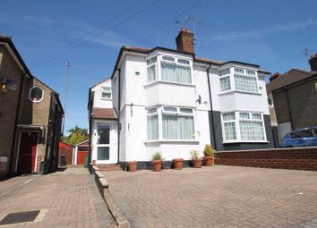 Thumbnail 3 bed semi-detached house for sale in Court Farm Road, Northolt