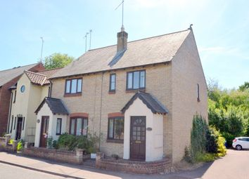 Thumbnail 2 bed end terrace house to rent in Park View, Cavendish Road, Clare