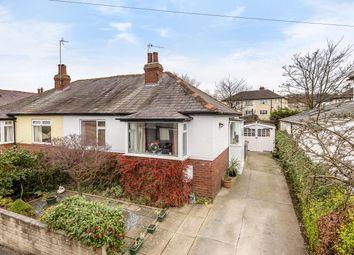 Thumbnail 2 bed semi-detached bungalow for sale in Markham Avenue, Rawdon, Leeds