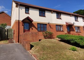Thumbnail 3 bedroom property to rent in Kingfisher Close, Torquay