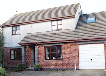 Thumbnail 4 bed detached house for sale in Beech Drive, St. Columb