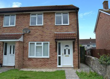 Thumbnail 3 bed end terrace house to rent in Chancellor Close, Walton, Street
