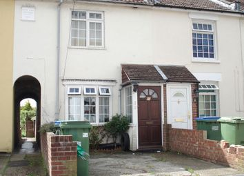 Thumbnail 2 bed end terrace house to rent in Gordon Road, Fareham