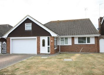 Thumbnail 3 bed detached bungalow for sale in Eastergate, Little Common, Bexhill On Sea