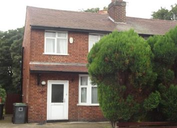 Thumbnail 3 bedroom semi-detached house to rent in Carisbrooke Avenue, Beeston
