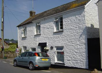 Thumbnail 2 bed cottage to rent in Church Street, Ermington, Ivybridge