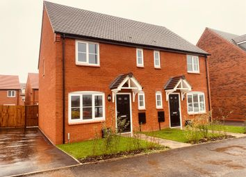 Thumbnail 3 bedroom semi-detached house for sale in Bowes Road, Boulton Moor, Derby