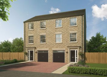 Thumbnail 4 bed semi-detached house for sale in Stone Bridge View, Harrogate Road, Bradford