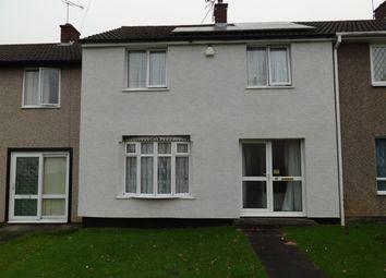 Thumbnail 3 bed terraced house for sale in Winnallthorpe, Coventry
