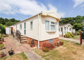 Thumbnail 2 bed mobile/park home for sale in Shalloak Road, Broad Oak, Canterbury