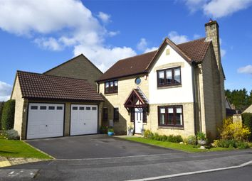 Thumbnail 4 bedroom detached house for sale in Sheppards Walk, Chilcompton, Radstock, Somerset