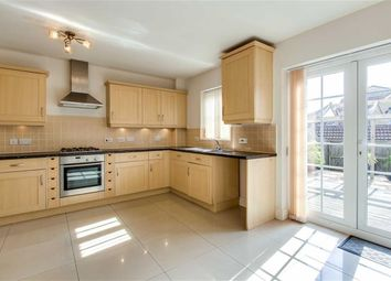 Thumbnail 4 bed town house to rent in Harlow Crescent, Oxley Park, Milton Keynes