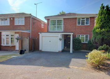 Thumbnail 4 bed detached house for sale in St. Marys Road, Sindlesham, Wokingham