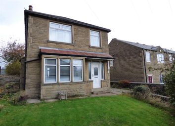 Thumbnail 3 bed detached house to rent in New Hey Road, Outlane