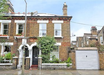 Thumbnail 2 bed end terrace house for sale in Sabine Road, London