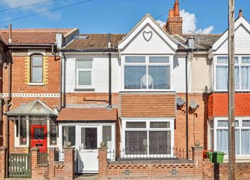 Thumbnail 4 bedroom terraced house for sale in Inhurst Road, Portsmouth
