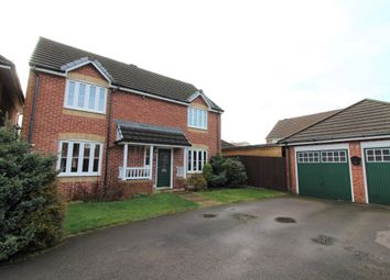 Thumbnail 4 bed detached house for sale in Clos Coed Bach, Highfields, Blackwood