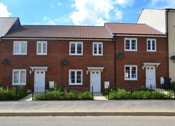 Thumbnail 3 bedroom terraced house to rent in Wyndham Park, Yeovil, Somerset