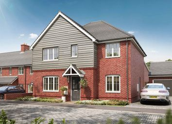 """Thumbnail 5 bedroom detached house for sale in """"The Corfe"""" at Coldharbour Road, Northfleet, Gravesend"""