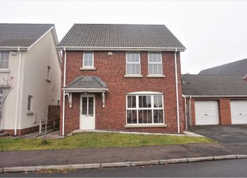 Thumbnail 3 bed detached house for sale in Carnbeg Green, Antrim