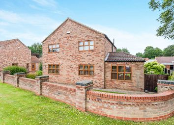 Thumbnail 4 bedroom detached house for sale in Glynrich Mews, Terrington St. John, Wisbech
