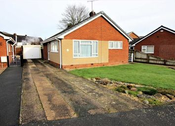 Thumbnail 2 bed bungalow for sale in 1, Glanaber Drive, Guilsfield, Welshpool, Powys